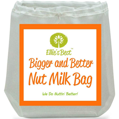 ellie's best nut milk bag vegan