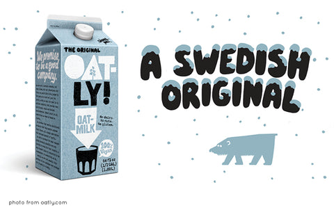 swedish oat milk