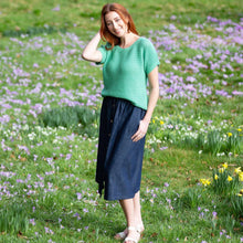 Load image into Gallery viewer, Green Haven Knit Top - The Norse Nook Ltd