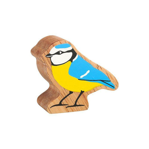 Lanka Kade Natural Blue and Yellow Tit - The Norse Nook Ltd