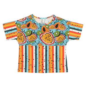 Hey Popinjay Passionfruit Patch T-Shirt - The Norse Nook