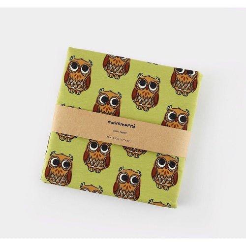 Maxomorra Owl Craft Packs - The Norse Nook