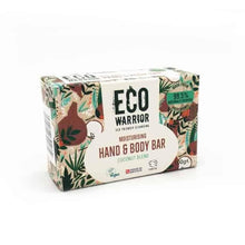 Load image into Gallery viewer, Eco Warrior Moisturising Hand & Body Bar 100g