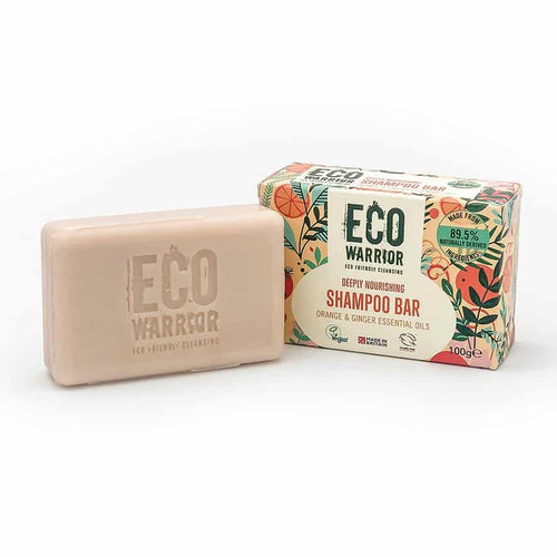 Eco Warrior Shampoo Bar 100g