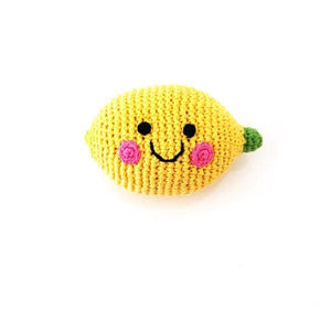 Friendly Lemon Rattle
