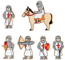 Load image into Gallery viewer, Lanka Kade Red Knights- Bag of 6 - The Norse Nook Ltd