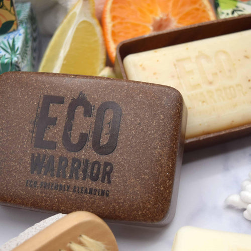 Eco Warrior Portable Soap Dish
