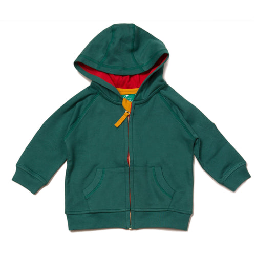 Sea Green Star Hoodie - The Norse Nook Ltd