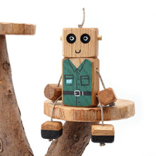 Load image into Gallery viewer, Paramedic Ned in Oak - The Norse Nook Ltd