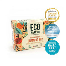 Load image into Gallery viewer, Eco Warrior Shampoo Bar 100g - The Norse Nook Ltd