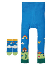 Load image into Gallery viewer, Cobalt Tractor Sennen Sock Set - The Norse Nook Ltd
