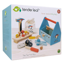 Load image into Gallery viewer, Tender Leaf Toys Tap Tap Tool Box - The Norse Nook