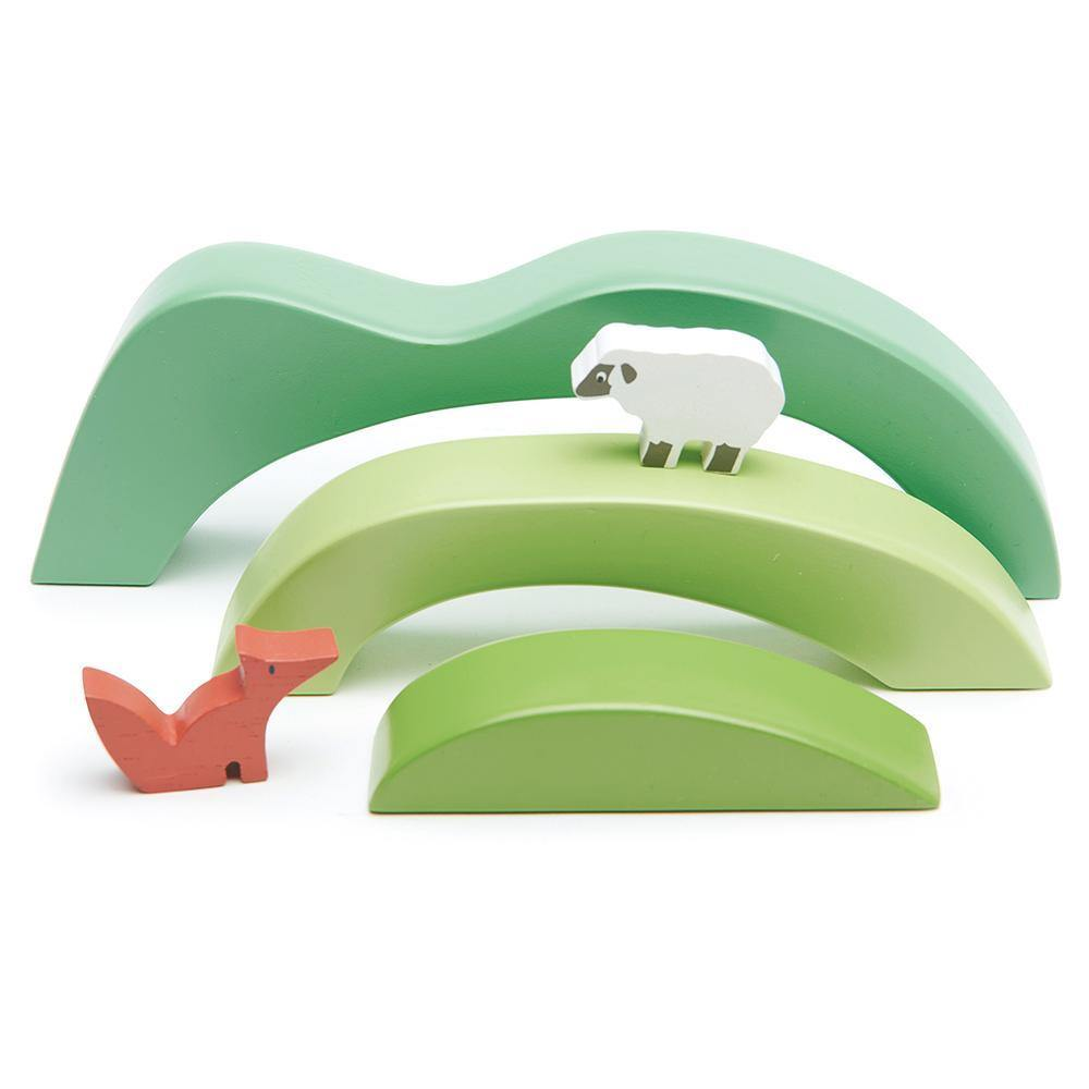 Tender Leaf Toys Green Hills View - The Norse Nook