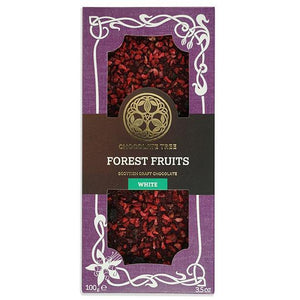 40% White Forest Fruits 100g - The Norse Nook Ltd