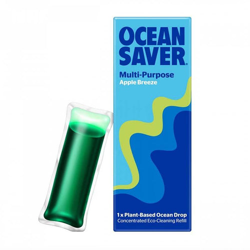 OceanSaver Cleaner Refill Drops: Multi-Purpose (Apple Breeze)