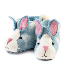 Load image into Gallery viewer, Kid's Rory Rabbit Slippers - The Norse Nook Ltd