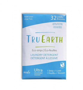 Tru Earth Laundry Eco Strips- Fresh Linen