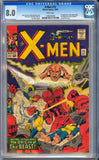 X-Men #15 CGC White Pages