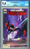 Miles Morales: Spider-Man #1 CGC 9.8 White Pages ~Variant Edition~