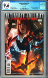Ultimate Fallout #3 CGC 9.6 White Pages ~Variant Edition~