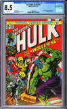 Incredible Hulk #181 CGC 8.5 White Pages