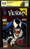 Venom: Lethal Protector #1 CGC 9.8 White Pages ~Newsstand Variant~
