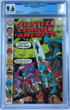 Justice League of America #78 CGC 9.6 Off-White To White Pages
