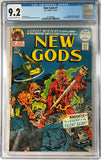 New Gods #7 CGC 9.2 Off-White To White Pages