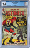 Tales to Astonish #49 CGC 9.6 Off-White To White Pages