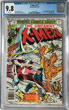 X-Men #121 CGC 9.8 White Pages