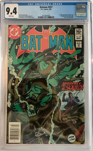 Batman #357 CGC 9.4 White Pages ~ CANADIAN VARIANT ~