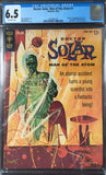 Doctor Solar, Man of the Atom #1 CGC 6.5 Off-White Pages