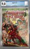 Daredevil #105 CGC 9.0 White Pages