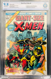 Giant-Size X-Men #1 CBCS 9.8 Off-White to White Pages