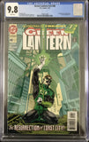 Green Lantern #v3 #48 CGC 9.8 White Pages