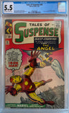 Tales of Suspense #49 CGC Off-White to White Pages
