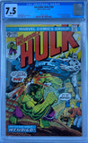 Incredible Hulk #180 CGC 7.5 White Pages
