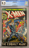 X-Men #79 CGC 9.2 Off-White to White Pages