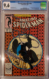 Amazing Spider-Man #300 CGC 9.6 White Pages