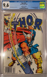 Thor #337 CGC 9.6 White Pages ~CANADIAN PRICE VARIANT~