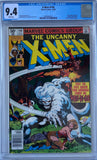 X-Men #140 CGC 9.4 White Pages