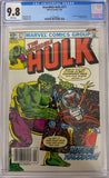 Incredible Hulk #271 CGC 9.8 White Pages