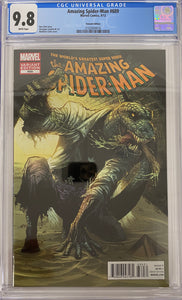 Amazing Spider-Man #689 CGC 9.8 White Pages ~Varian Edition~