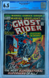 Marvel Spotlight #5 CGC 6.5 Off-White to White Pages