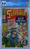 Tales of Suspense #48 CGC 6.0 Off-White to White Pages