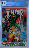 Thor #148 CGC 9.4 Off-White to White Pages