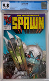 Spawn #226 CGC 9.8 White Pages