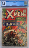 X-Men #12 CGC 4.5 Off-White to White Pages