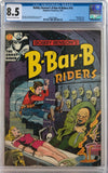 Bobby Benson's B-Bar Riders #14 CGC 8.5 Off-White to White Pages