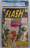 Flash #155 CGC 9.4 Off-White Pages